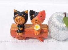 ねこ,猫,木彫り,猫の木彫り,かわいい,bali